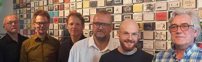 Ausstellung zu 50 Jahre Domicil: Aus einem Keller wurde ein Jazzclub – und für viele aus einem Traum gelebte Realität