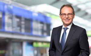 Flughafen-Chef Udo Mager