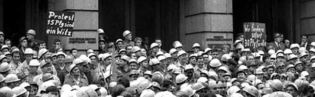 """""""September 1969: Als die heile Welt zerbrach"""" – Wie Malocher in Dortmund erfolgreich in den  Arbeitskampf zogen"""