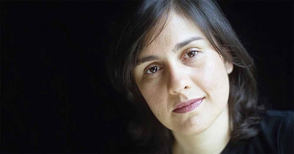 Der Nelly-Sachs-Preis der Stadt Dortmund geht an die Autorin Kamila Shamsie. Foto: Mark Pringle/ Berlin Verlag