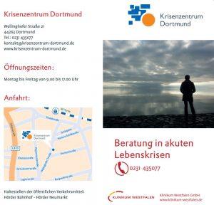 Zum Welttag der Suizidprävention – Krisenzentrum Dortmund