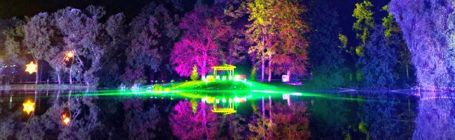 Live-Musik, Ballonglühen und Sternenzauber: Lichterfest 2019 im Fredenbaumpark verspricht ereignisreichen Abend