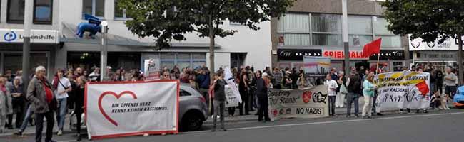 """Druck auf """"Thor Steinar""""-Naziladen erhöht – juristische Schachzüge – Samstag ist eine große Antifa-Demo"""