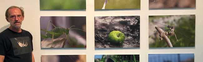 """Ausstellung """"Augenblicke"""" zeigt im Depot Verknüpfungen von Fotografie und Druckkunst mit scharfem Blick fürs Detail"""