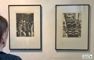 In der Werkstatt von Geigenbaumeister Volker Bley durfte sich Michael Jaspert mit seiner Kamera umsehen.
