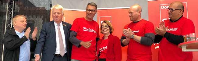 Nun ist es offiziell: Ullrich Sierau tritt 2020 nicht mehr an – Thomas Westphal ist sein Wunschnachfolger als SPD-OB