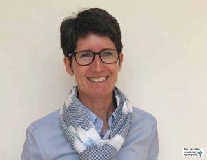 Anja Laubrock, stellv. Leiterin Amt für Wohnen