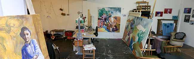 """""""Offene Nordstadt Ateliers 2019"""": Fünfte Auflage legt mit 110 KünstlerInnen nochmal eine ordentliche Schippe drauf"""