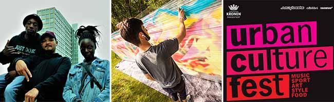Aus dem Hoeschpark Open Air wird das Urbanculturefest: Am Samstag wird in der Nordstadt Premiere gefeiert