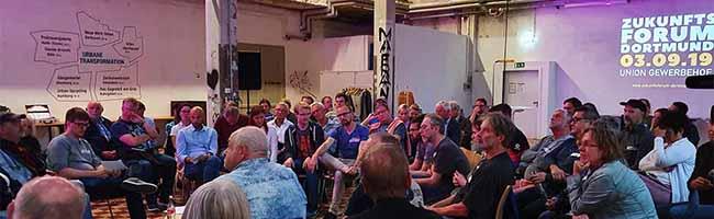 """Anfang September hat sich das """"Zukunftsforum Dortmund"""" für eine ökologische und soziale Stadtentwicklung gegründet"""