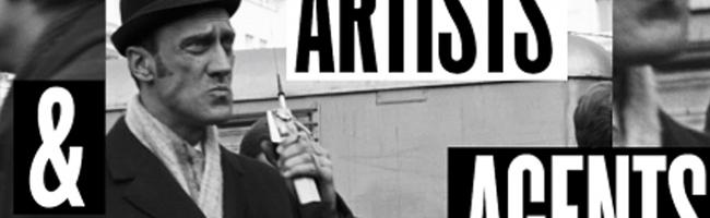 """Ausstellung """"Artists and Agents"""" – der Zusammenhang zwischen Geheimdiensten und PerformancekünstlerInnen"""