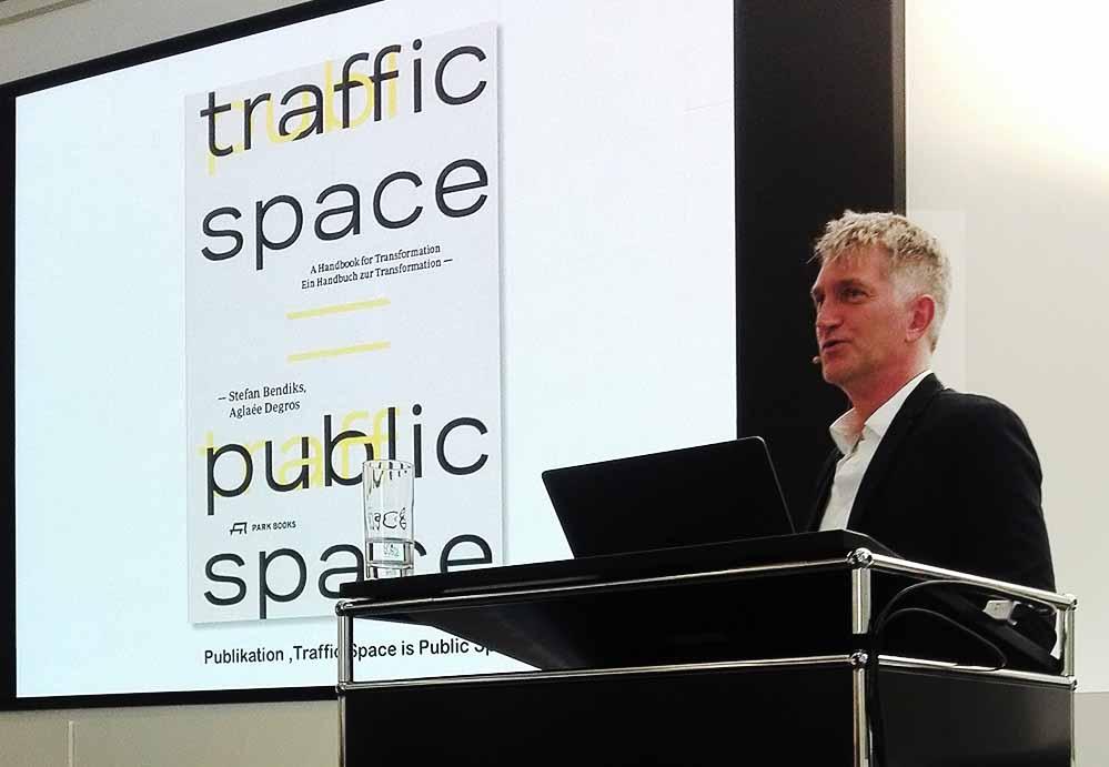 Wenn die Stadt für Menschen statt Autos gebaut ist - Stefan Bendiks über innovative Mobilitätskonzepte der Zukunft - Nordstadtblogger