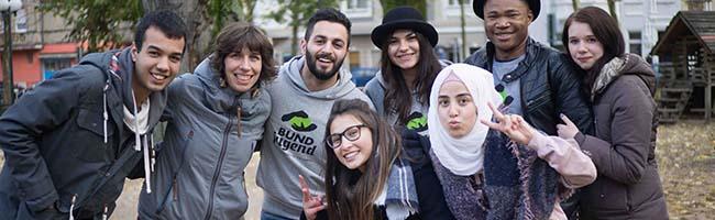 """""""Workshoptag Solidarity now!"""" in der Nordstadt – wie junge Menschen mit Workshops und Aktionen Grenzen überwinden"""