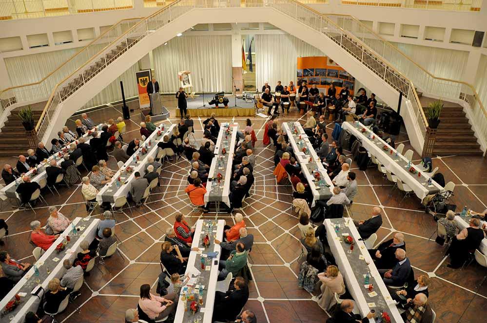 """Im Zeichen des """"Kommunalpolitischen Dialogs des Behindertenpolitschen Netzwerks"""" stand der traditionelle Verbändeempfang der CDU-Fraktion im Rat der Stadt Dortmund. Fotos: CDU"""