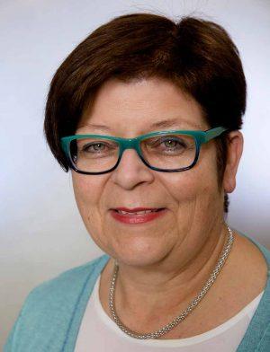 Gabriele Henter ist die Bezirksvorsitzende der IG BAU Bochum-Dortmund.