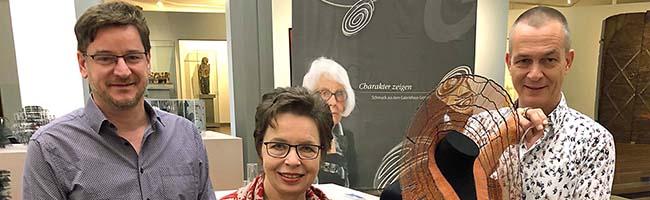 """""""Transparenz – Kunst trifft Handwerk"""" zeigt an zehn Tagen Textilkunst und handwerkliches Können im MKK Dortmund"""
