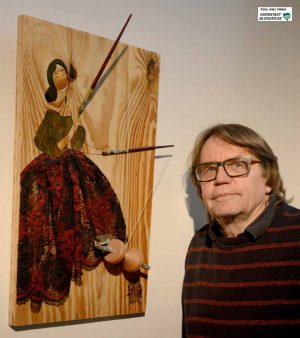 A. Diega - BBK-Ausstellung im Depot - Handle with Care