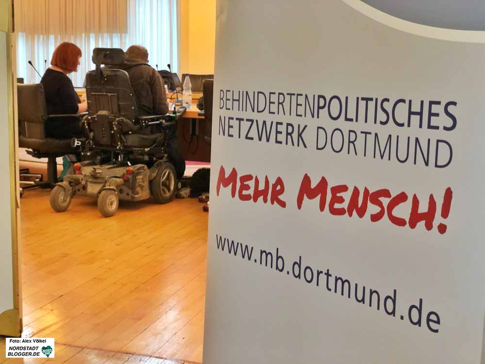 Das Behindertenpolitische Netzwerk beschäftigt sich mit der Digitalisierung. Fotos: Alex Völkel