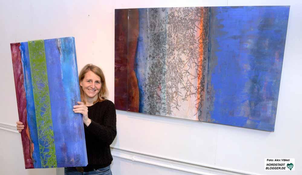 Birgit Brinkmann-Grempel - BBK-Ausstellung im Depot - Handle with Care