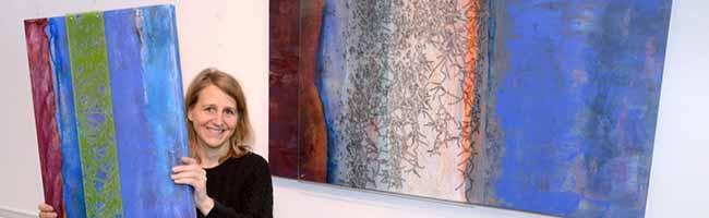 """Mensch, Natur, Material – Zerbrechlichkeit ist das Thema der Ausstellung """"Handle with care"""" in der Galerie im Depot"""