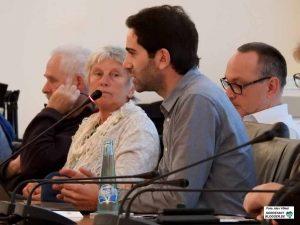 Impulsgeber für das Thema Digitalisierung beim Netzwerk war Denes Küçük aus der Stabsstelle Chief Information/Innovation der Stadt Dortmund.