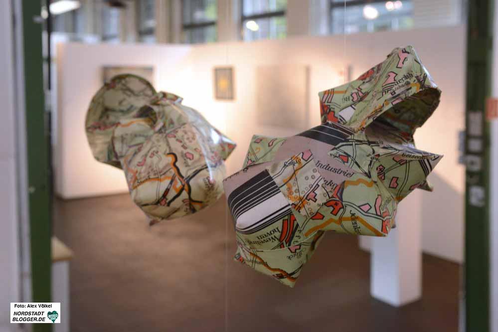 Claudia Terlunen - BBK-Ausstellung im Depot - Handle with Care