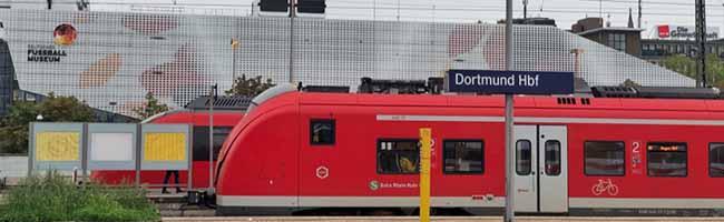 "Dortmunder Bahngipfel: ""Bahnbündnis Westfalen"" fordert sofortigen Ausbau der Strecke Münster-Lünen-Dortmund"