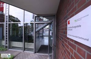 Die Sozialforschungsstelle der TU Dortmund ist auf dem Gelände der früheren Zeche Minister Stein in Eving.