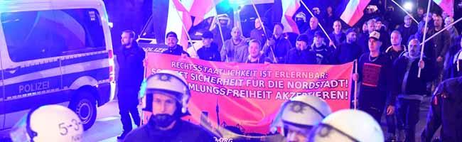 Juden und Palästinenser weisen antisemitische Parolen zurück – die Polizei in Dortmund ermittelt gegen Neonazis