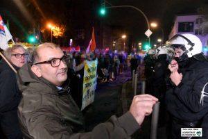 Am NSU-Mahnmal soll Montag wieder gegen Neonazis demonstriert werden.