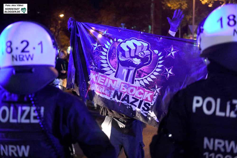 Am Montag ruft ein überparteiliches Bündnis zum Protest gegen den Naziaufmarsch auf. (Fotos: Alex Völkel