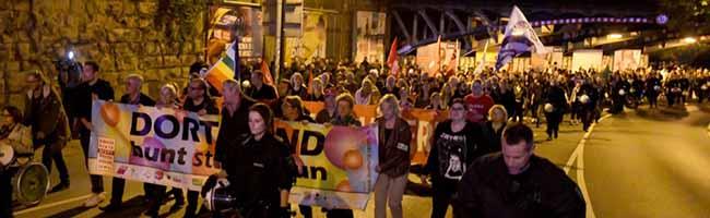 2.000 Menschen demonstrierten gegen rassistische und antisemitische Hetze in Dortmund – Neonazi in U-Haft