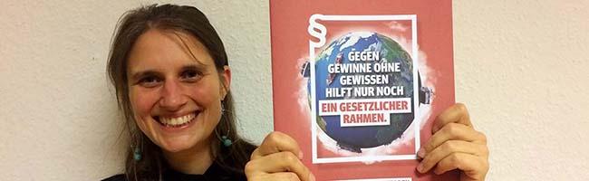Unternehmensverantwortung: Organisationen in Dortmund unterstützen Forderung nach Lieferkettengesetz