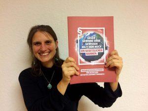 Eva Maria Reinwald, Fachpromotorin für Globale Wirtschaft und Menschenrechte bei Südwind e.V