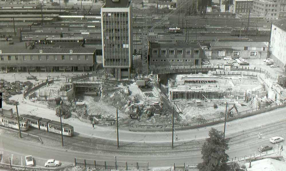 50 Jahre Stadtbahnbau in Dortmund: Broschüre liefert interessante Einblicke in Vergangenheit und Zukunft - Nordstadtblogger