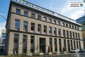 Gebäude Wirtschaftsförderung Töllnerstraße
