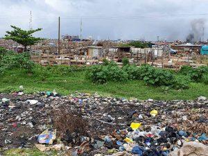 Müll ist eine des drängendsten Probleme des westafrikanischen Landes.