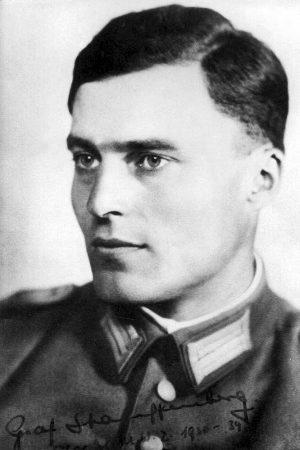 Claus Schenk Graf von Stauffenberg (1907-1944).