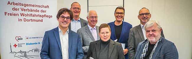 Wohlfahrt als wichtiger Wirtschaftsfaktor für Dortmund: 300 Millionen Euro Jahresumsatz und 17.500 Arbeitsplätze