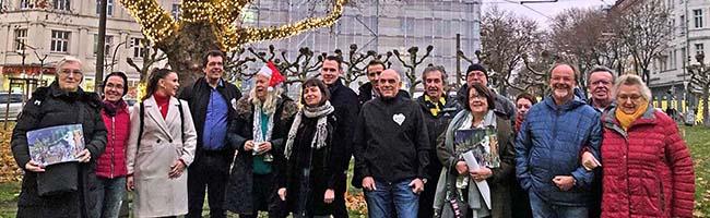 Adventskalender Borsigplatz verbreitet auch in diesem Jahr mit 24 Veranstaltungen besinnliche Stimmung in der Nordstadt