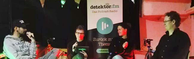 """Stau, schlechte Luft und genervte AutofahrerInnen: Fahrradpodcast """"Antritt"""" diskutierte über logistische Lösungen"""