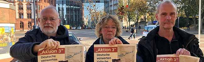 """""""Aktion 3 – Deutsche verwerten jüdische Nachbarn"""": Eine Ausstellung zur Ausplünderung der jüdischen Deportierten"""