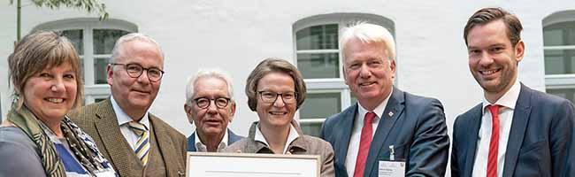 """Stadt Dortmund erhält erneut eine Auszeichnung als """"Europaaktive Kommune"""" von der NRW-Landesregierung"""