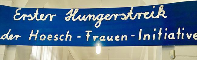 """Der Kampf der """"Hoesch-Frauen"""" um Arbeitsplätze von Männern: Ein vergessenes Kapitel Dortmunder Geschichte"""