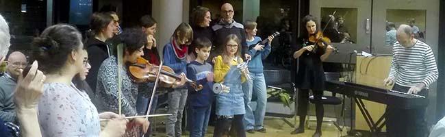 """Start von """"BE:Community"""" – ein Orchester will Menschen auf unkonventionelle Weise klassische Musik näher bringen"""