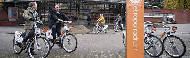 Metropolradruhr modernisiert ihre Fahrradflotte in Dortmund – Integration der 500 Räder in die DSW21-App geplant