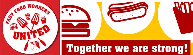 """""""Fast-Food-ArbeiterInnen"""" treten auch in Dortmund für armutsfesten Lohn ein– Aktionstag in der System-Gastro"""