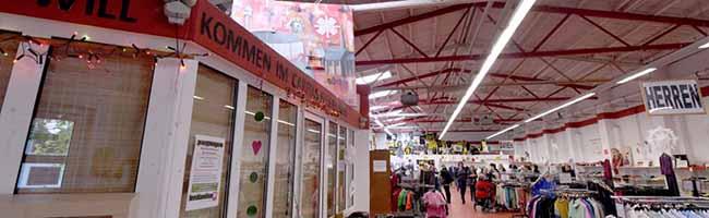 Endlich grünes Licht: Die Sanierung des Caritas-Kleiderladens im Bernhard-März-Haus soll im Frühjahr 2020 beginnen
