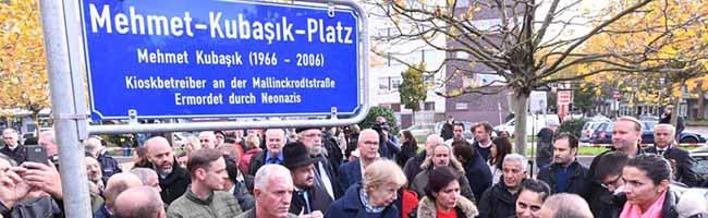 """""""Tag der Solidarität – Kein Schlussstrich"""" am 4. April: Gedenken an NSU-Opfer Mehmet Kubaşık in Dortmund"""