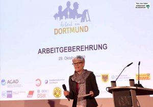 Jobcenter-Geschäftsführerin Dr. Regine Schmalhorst